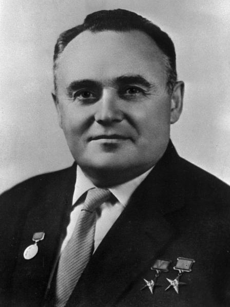 Portrait de Sergueï Korolev