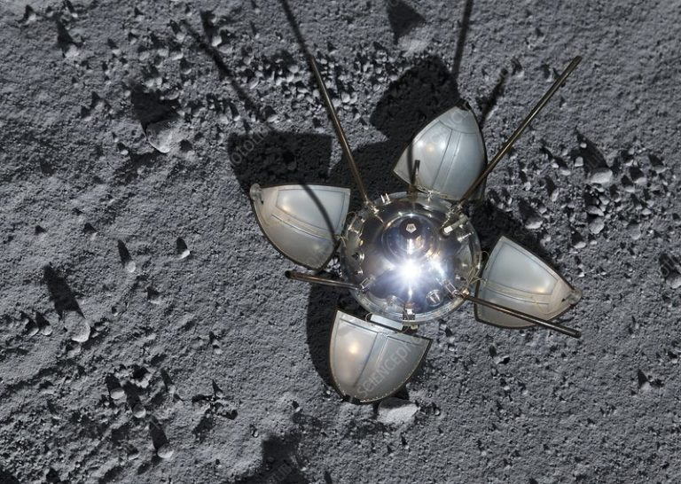 Capsule de Luna 9