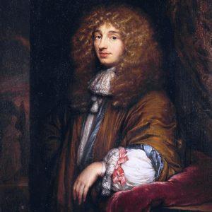 Portrait de Christian Huygens