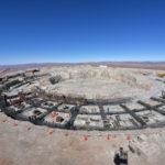 Fondations du futur télescope