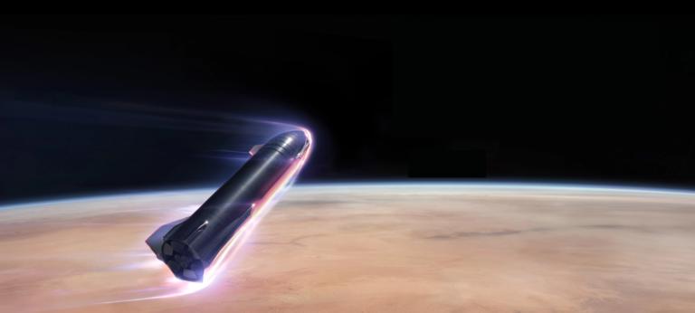 Starship Mars
