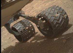 Wheel detail 2