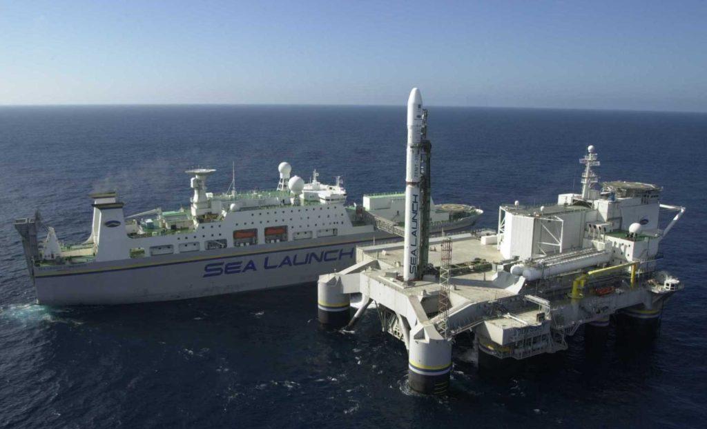Photo de la plateforme Ocean Odyssey