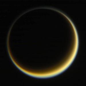 Cassini approche Titan