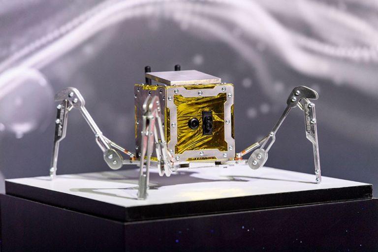 Asagumo, le rover de Spacebit