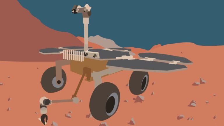 Sample Fetch Rover