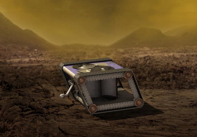 Rover sur Vénus