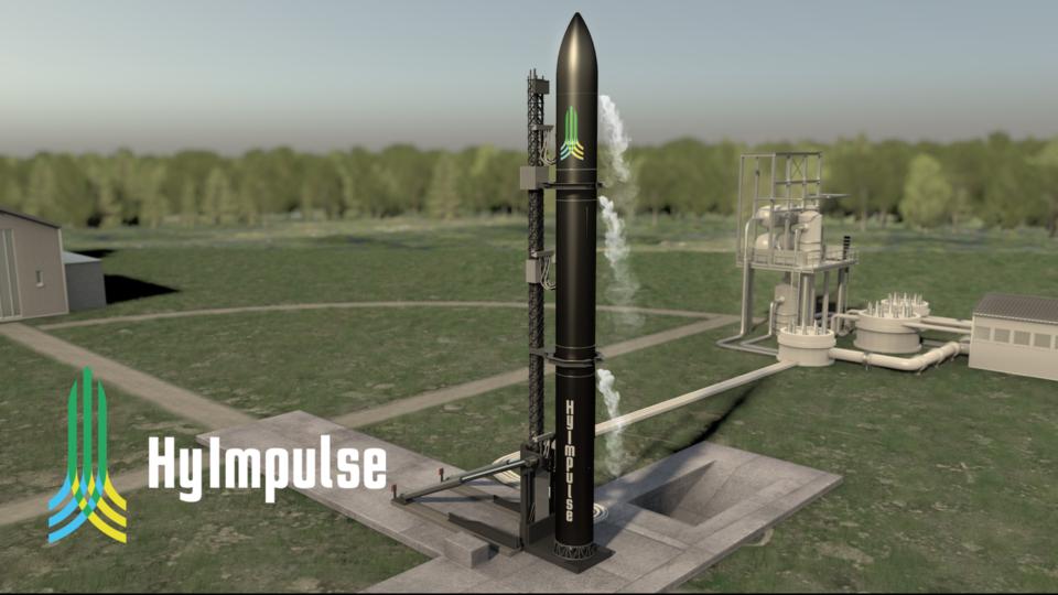 Le lanceur SL1 de HyImpulse