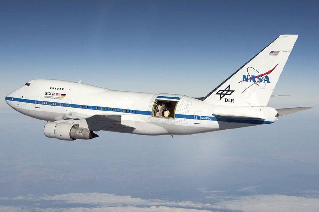 Le télescope aéroporté SOFIA