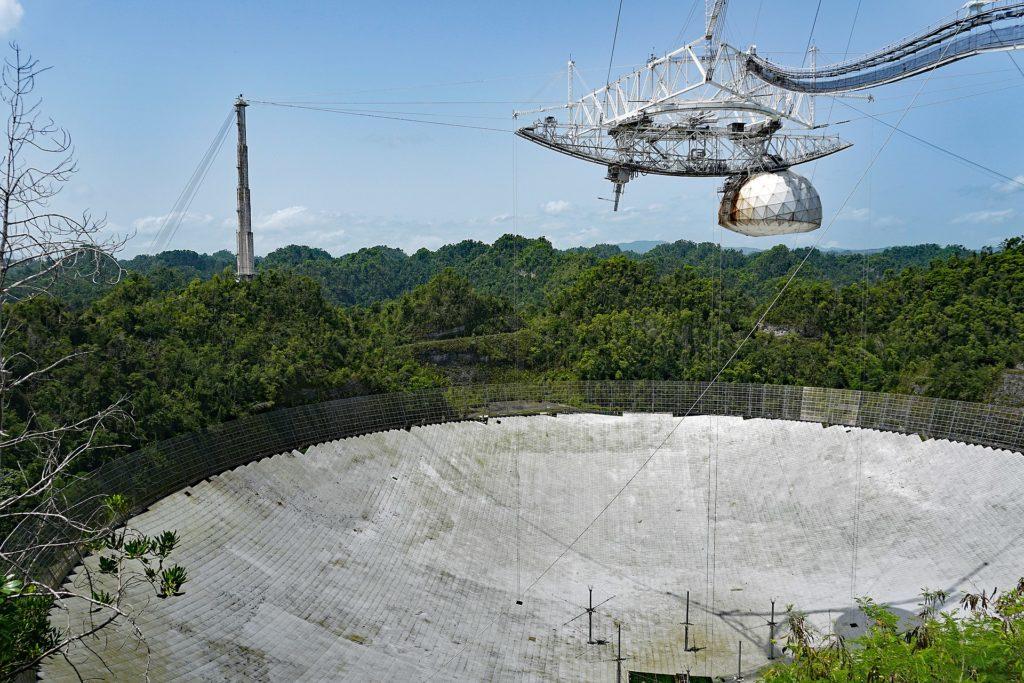 L'Observatoire d'Arecibo