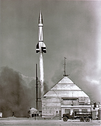 Lancement d'une sonde américaine