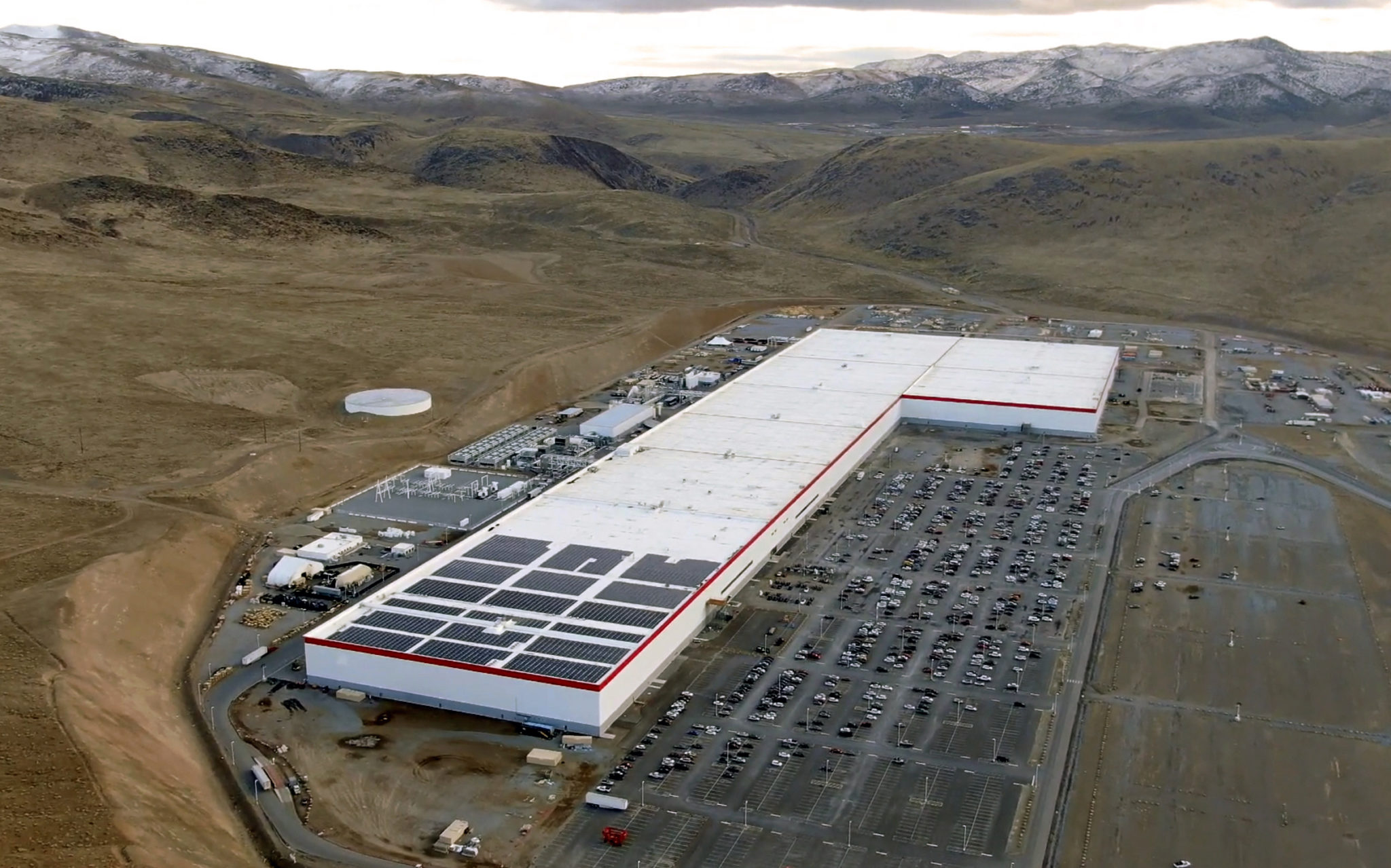 Tesla Giga Factory 1