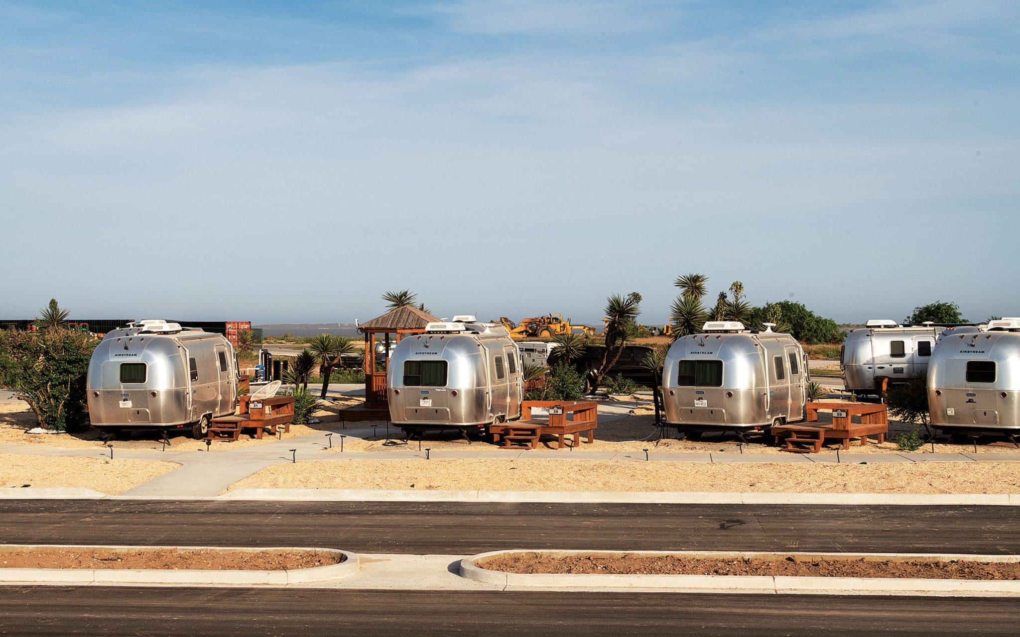 Caravanes de SpaceX