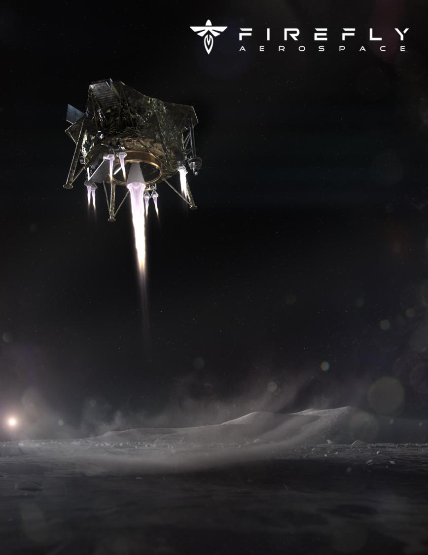 Genesis Lunar Lander