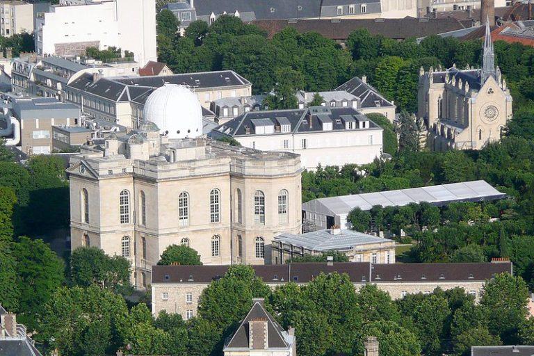 L'Observatoire et ses alentours vus depuis la tour Montparnasse © Pline