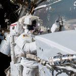 Sortie EVA ISS dans l'espace