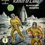 Une fusée pour la Lune - Richard Marsten i.e. Evan Hunter (1953)