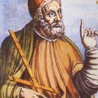 Illustration de Claude Ptolémée (100–170)